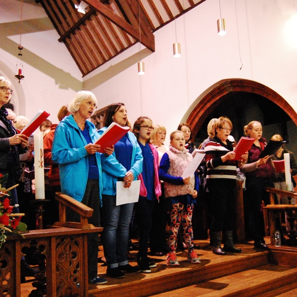 2015 Christmas Rehearsals